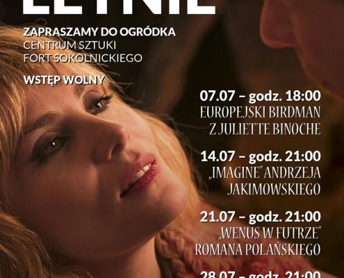 Plakat Kino LetnienNet wer2