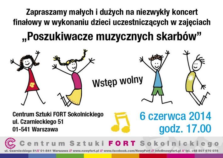 """Koncert """"Poszukiwacze muzycznych skarbów"""""""