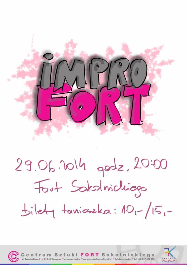 Teatr Improwizacji - Impro Fort