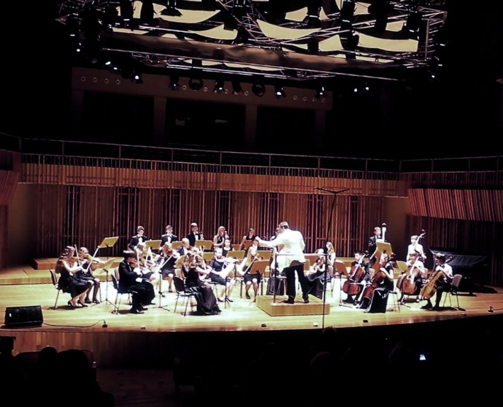 Koncert Lutoslawski Youth Orchestra